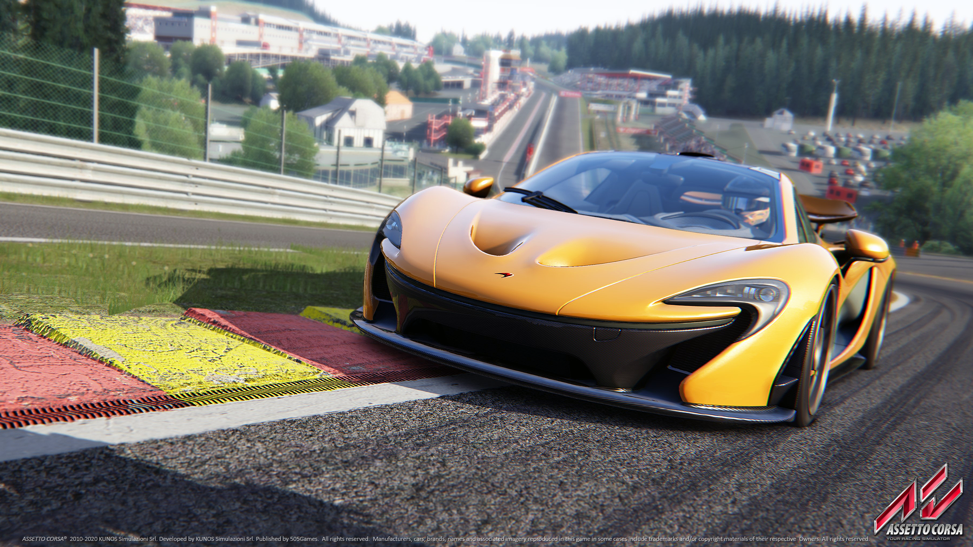 If want realistic racing on PC there are only two options: <em>iRacing</em> or <em>Assetto Corsa</em>.