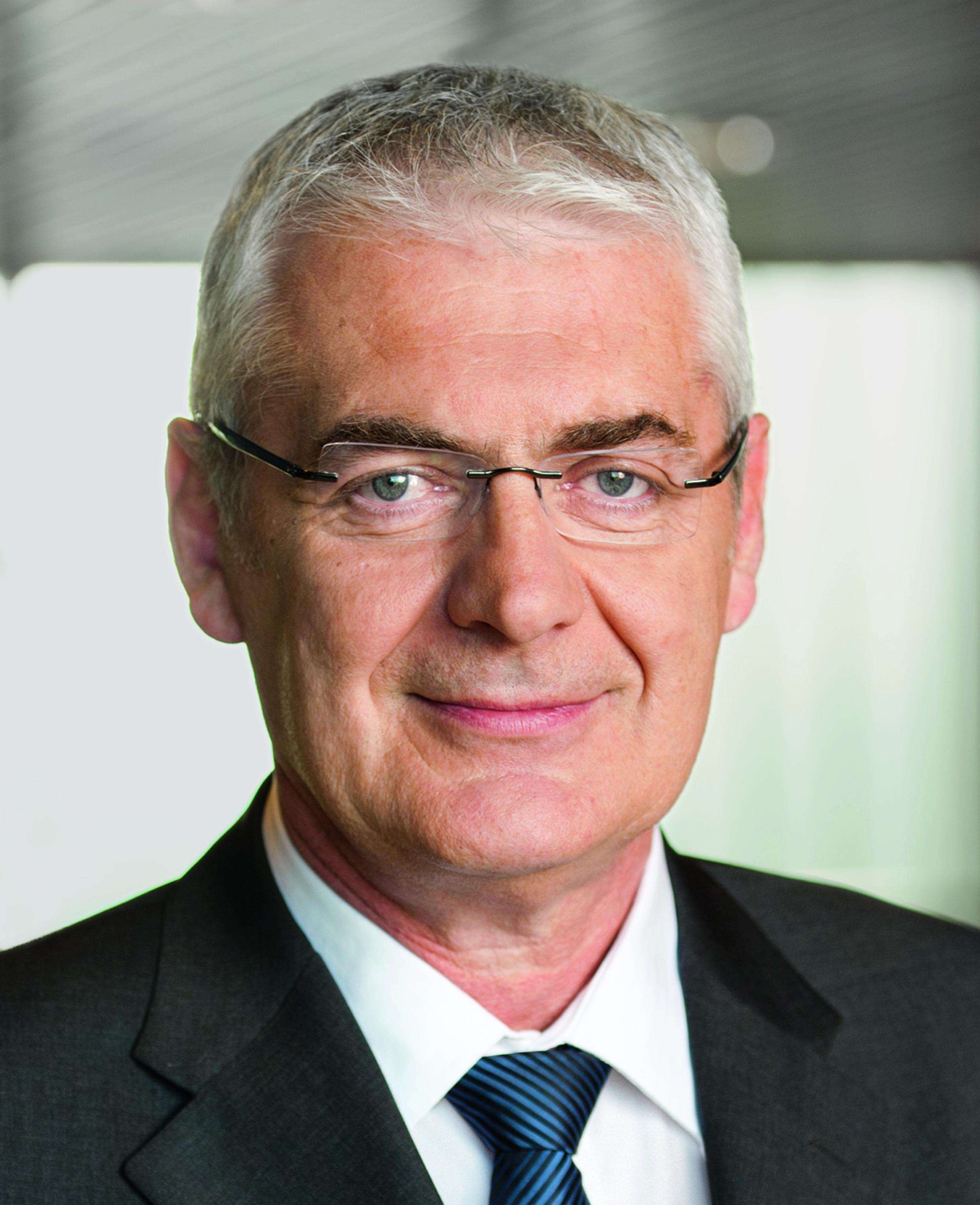 Željko Topić, Vice-President Directorate-General Administration at the EPO.
