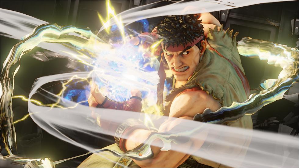 <em>Street Fighter V</em>'s V-trigger system has divided fans.
