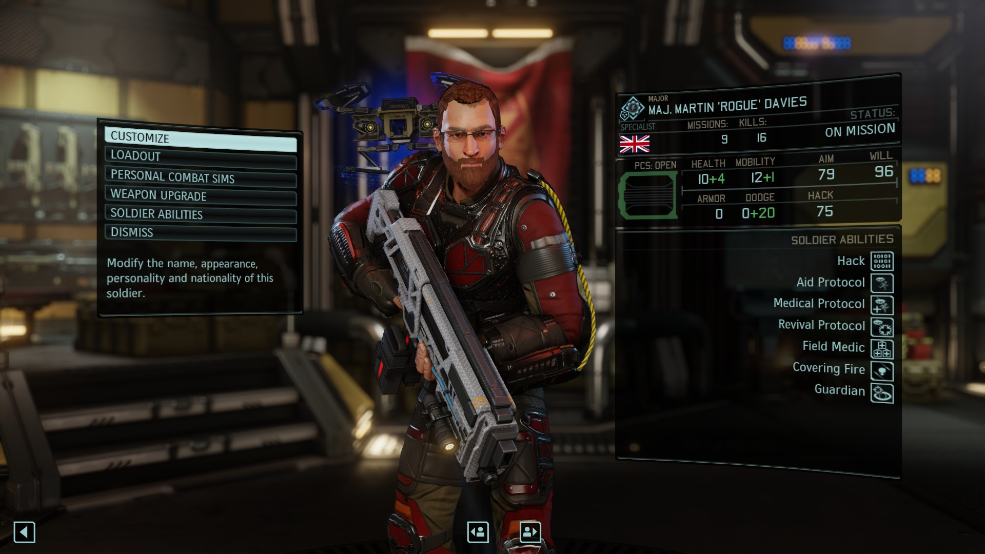 One of <em>XCOM 2</em>'s simpler thrills is in making a group of your friends and then going into detail on each one's death with the person in question.