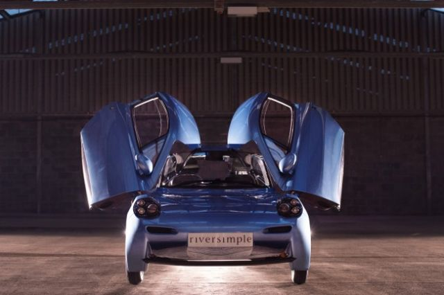 Rasa, the hydrogen-powered car made in the UK
