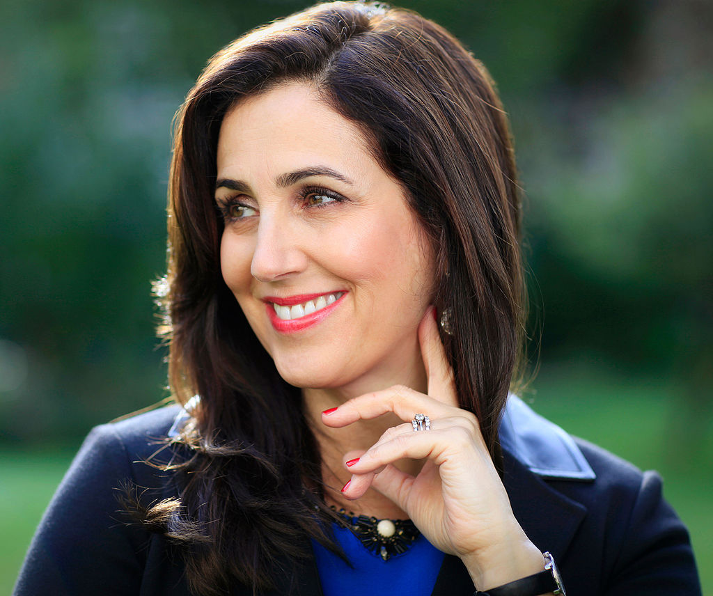 Erstwhile Facebook exec Joanna Shields is currently the UK's Internet and security minister.
