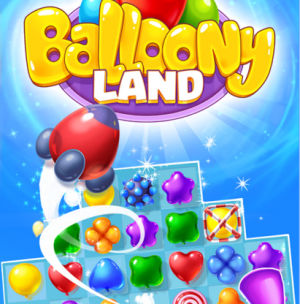 We don't talk about it much on Ars, but simple mobile games like <em>Balloony Land</em> are where a growing percentage of gaming profits are being made.