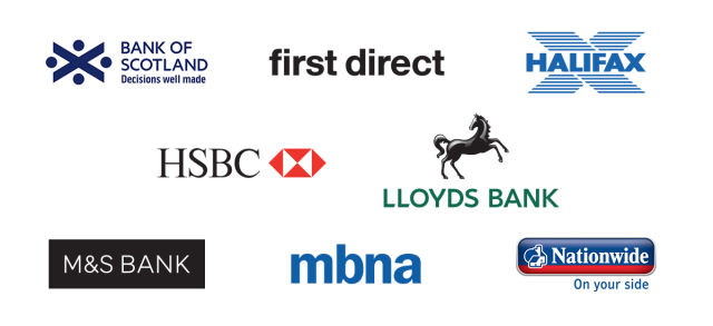 The banks/institutions that will support Android Pay at launch in the UK