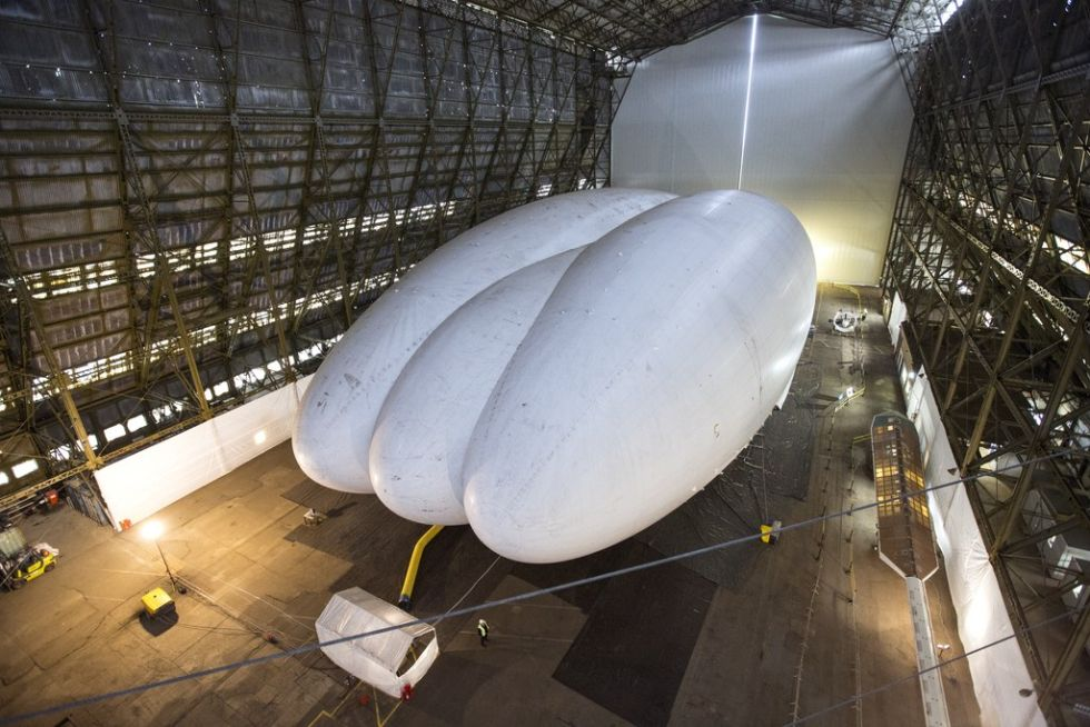 "World's largest aircraft ""weeks"" away from first UK test flight"