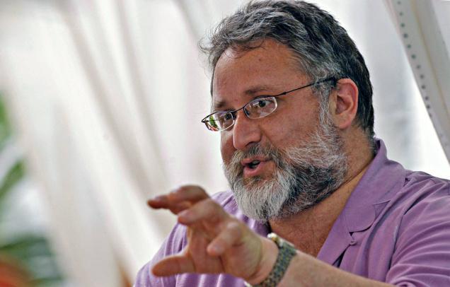 Eben Moglen.