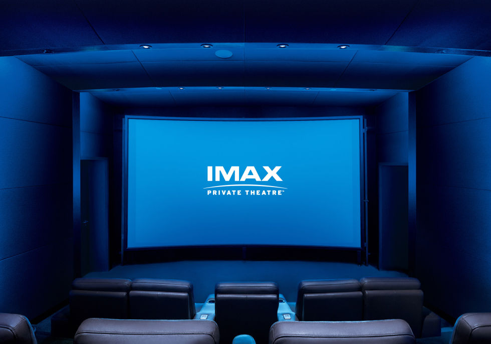 IMAX will build you a home theater—starting at $400,000