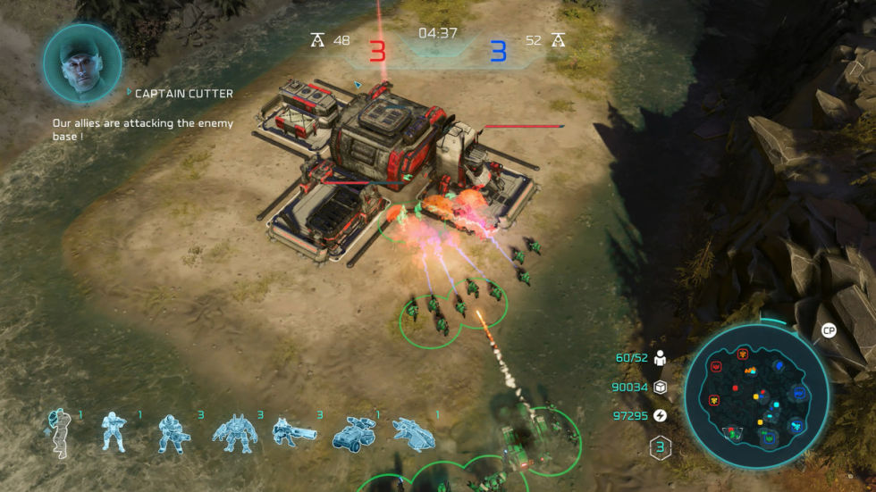 Halo Wars 2 beta shows there's work left to do | Ars Technica