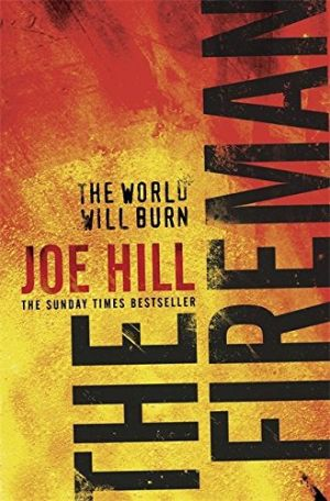 <em>The Fireman</em>, by Joe Hill, is now in bookstores near you.