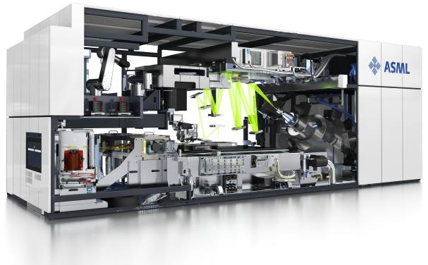 Here's what ASML's EUV lithography machine may eventually look like. Pretty large, eh?
