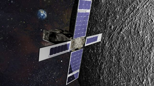Lockheed will send high-tech camera to scout moon