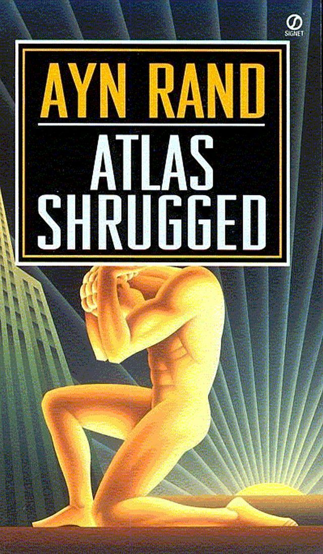 Ayn Rand's novel <em>Atlas Shrugged</em> is a classic slice of Objectivism.