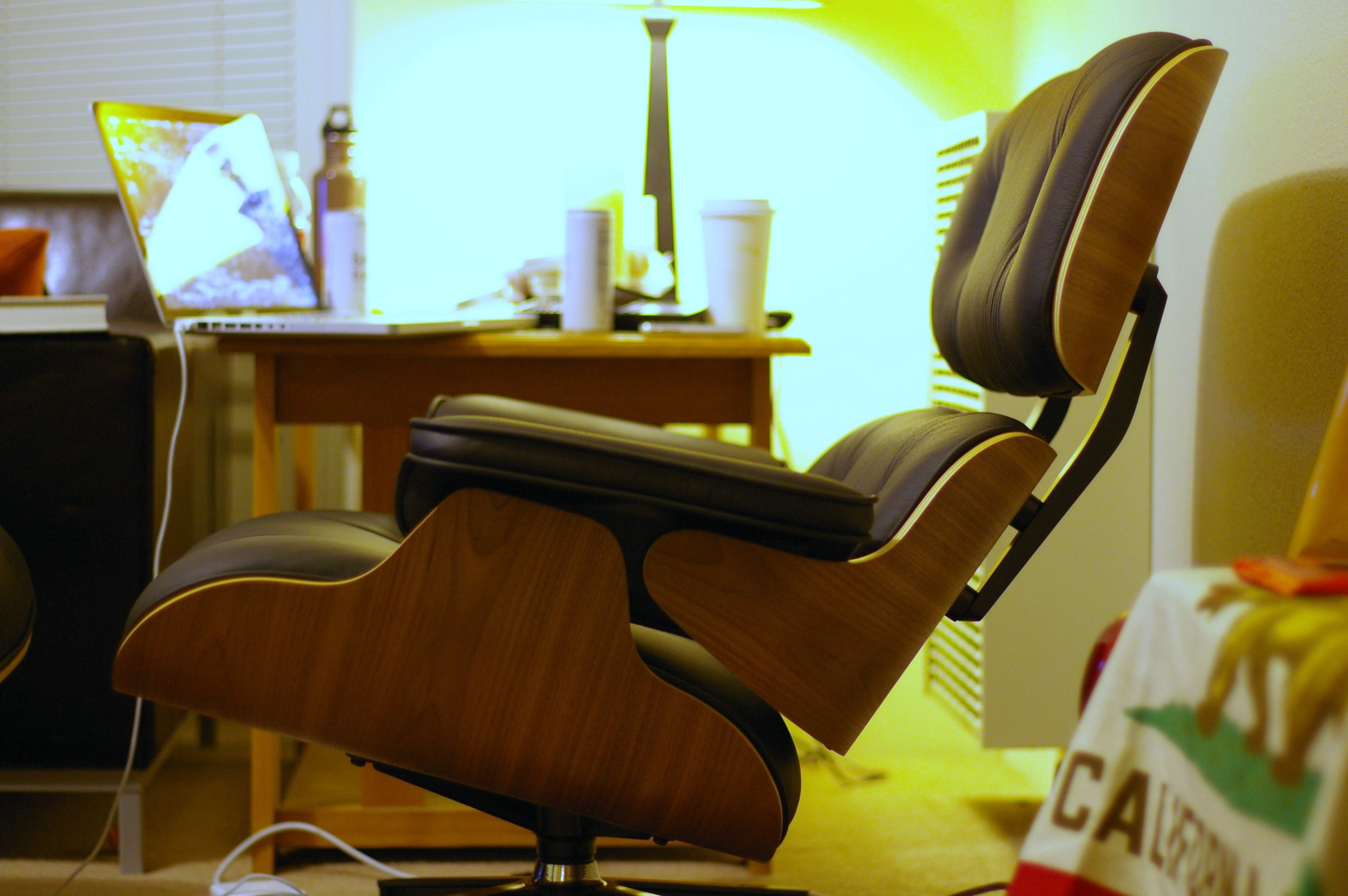 It may now be illegal to make this chair at home without a licence.