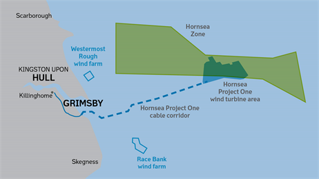 World's largest offshore windfarm in Yorkshire approved by ... Hornsea Project