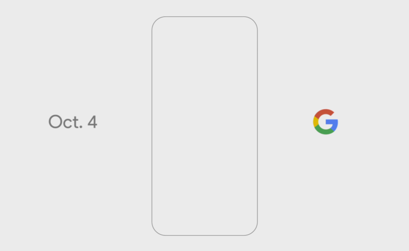 Google's next smartphone expected at October 4 event