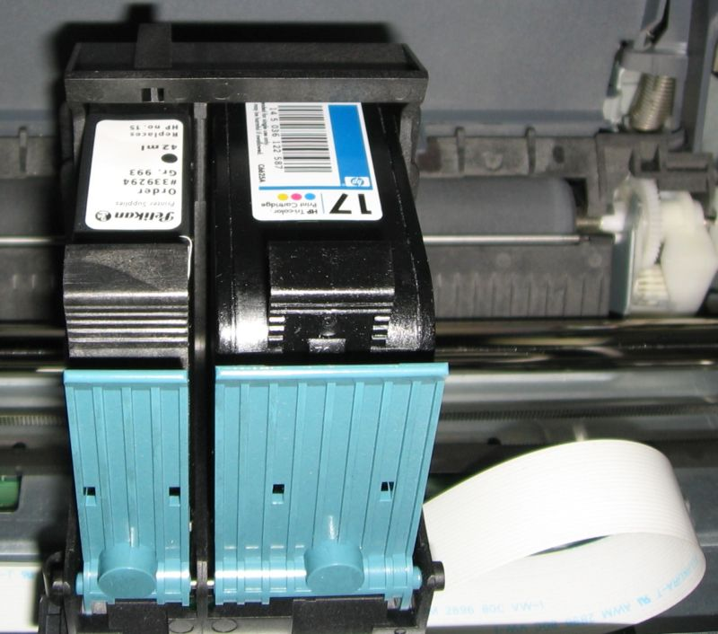 HP printers start rejecting budget ink cartridges