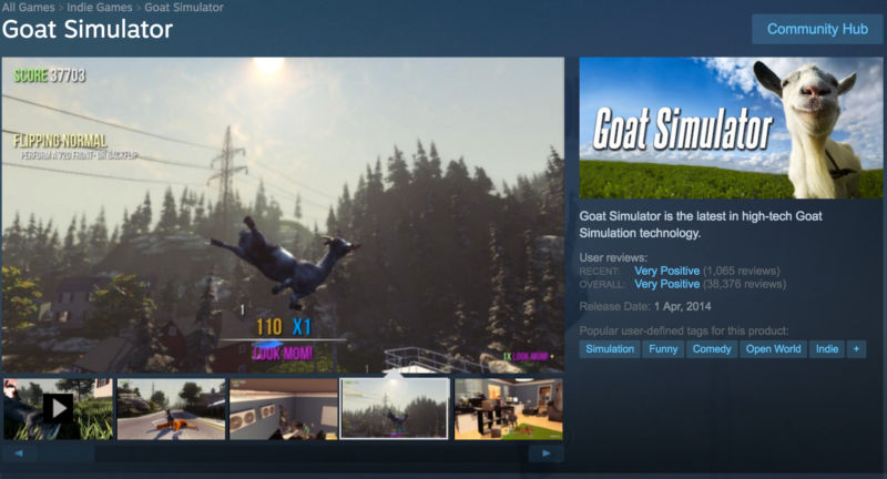 Steam overhauls review scores after 'obvious abuse' by game devs
