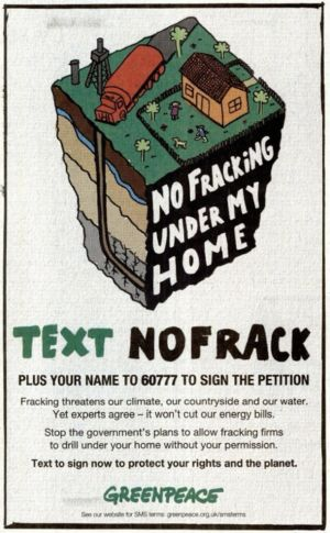 The ASA has now reversed its earlier ruling that had banned this Greenpeace ad for being misleading.