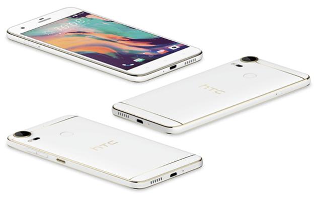 The HTC Desire 10 Pro.