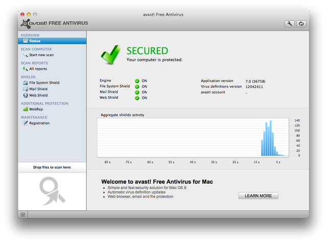 Hands-on with five antivirus apps for the Mac | Ars Technica