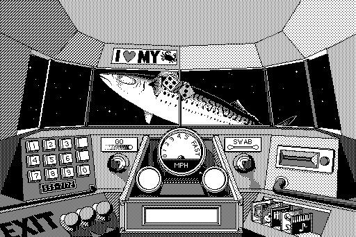 "HyperCard game <em>Cosmic Osmo</em>, still <a href=""http://store.steampowered.com/sub/4870/"">available today from Steam</a>"