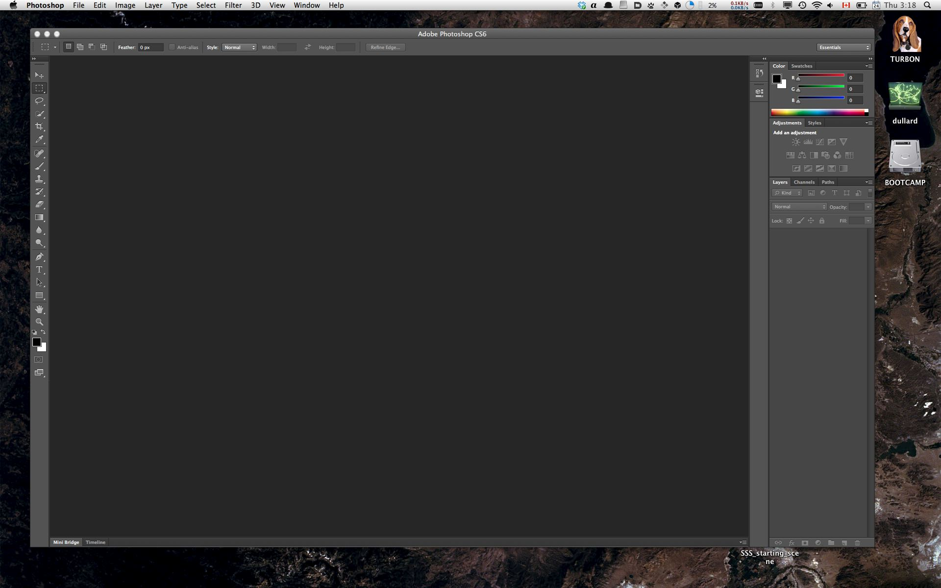 Review adobe photoshop cs6 and the creative cloud ars technica enlarge ccuart Choice Image