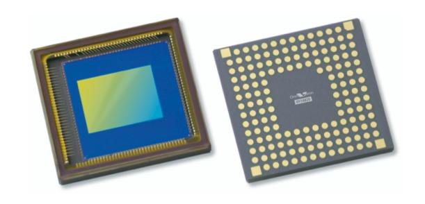 OmniVision's 16MP OV16820 sensor.