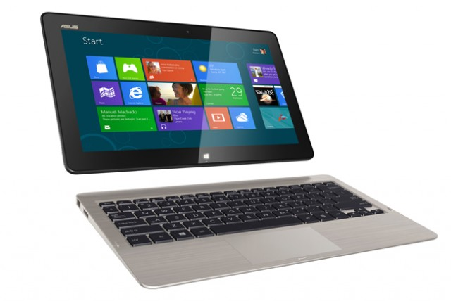 "The Asus Tablet 810 is a tablet with a dock that includes a full keyboard, touchpad, and complement of ports. Devices like these come the closest to providing the ""one device for everything"" experience promised by Windows 8."