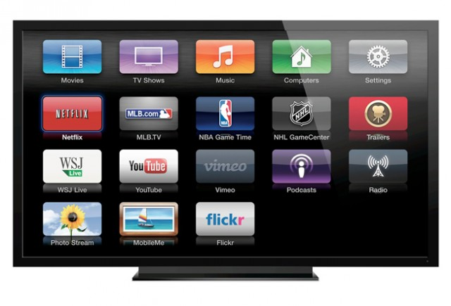 Apple TV could bring apps to your big screen.