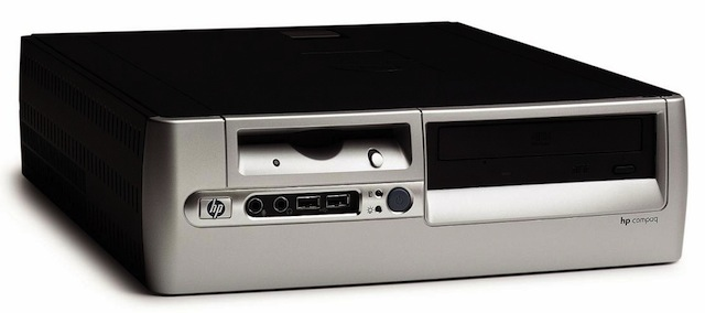 HP's d530 business desktop was pretty reliable, except for all of those times when plugging it in made it blow up in your face.