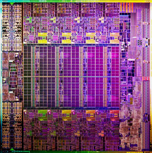 A Xeon E5 2600-series die.