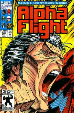 Alpha Flight #106