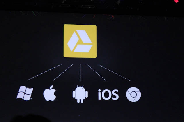 Google Drive is going to be available just about anywhere you might want it.