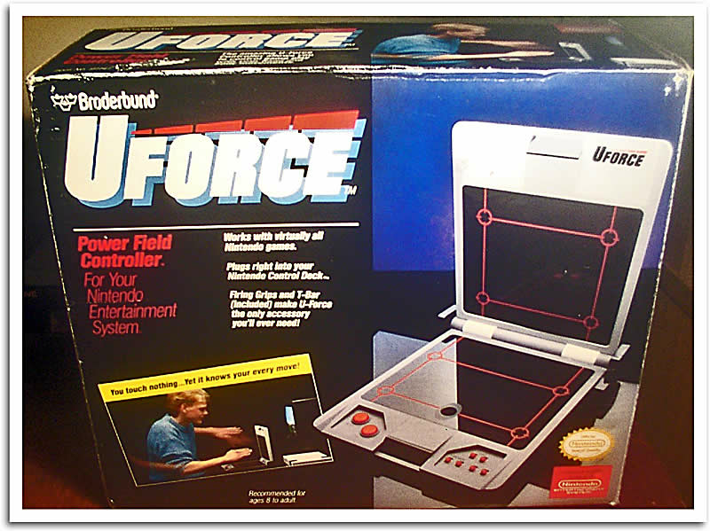 The U-Force box