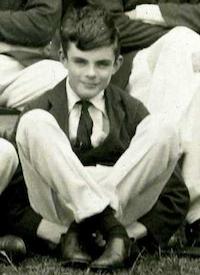 Alan Turing in 1927