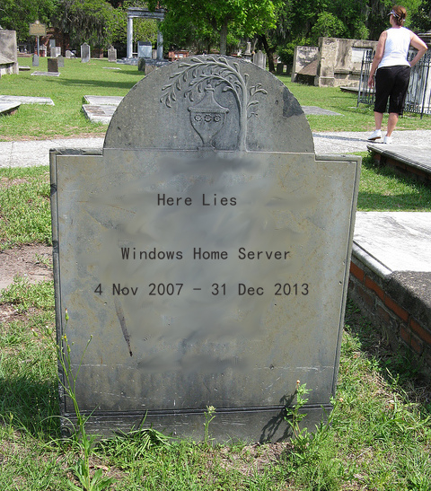 Windows Home Server is dead, but we shouldn't mourn it | Ars