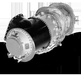 The PT6C-67C turbine engine.