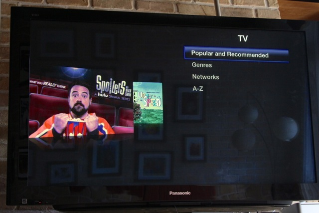 Want to browse TV-only? Here are your options.