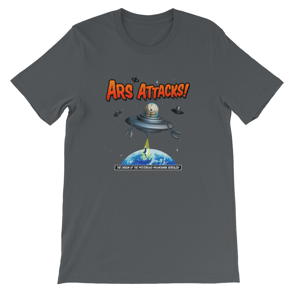 Ars Attacks! Shirt Asphalt