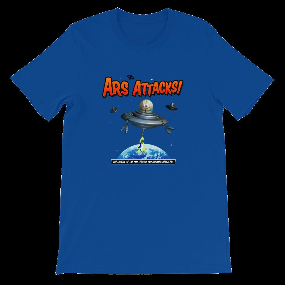 Ars Attacks! Shirt Royal