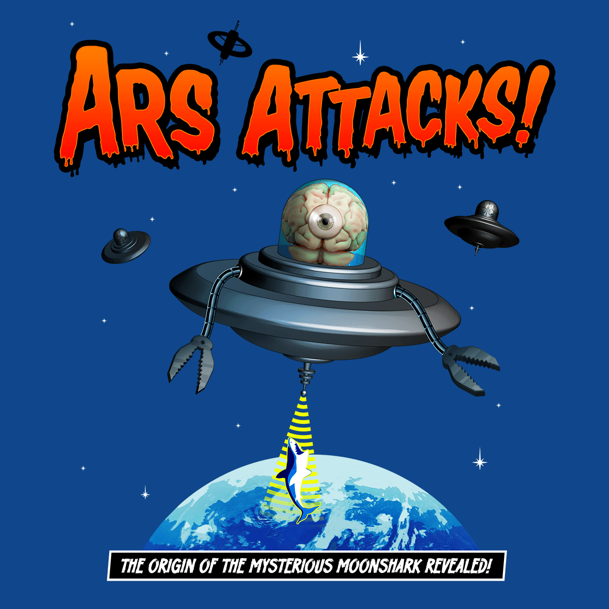 Ars-Attacks! Artwork