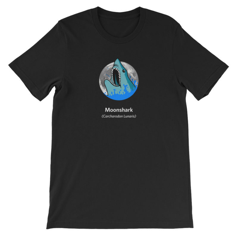Moonshark Shirt Front
