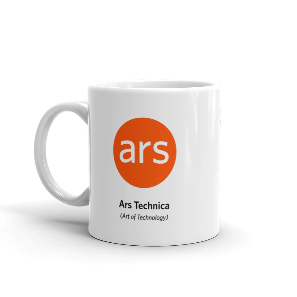 Moonshark Mug 11oz Ars Logo