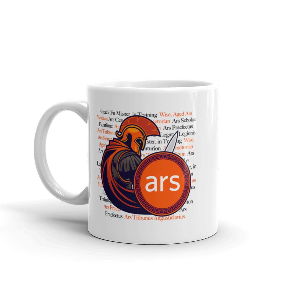 Ars 20th Anniversary Mug 11oz Crest