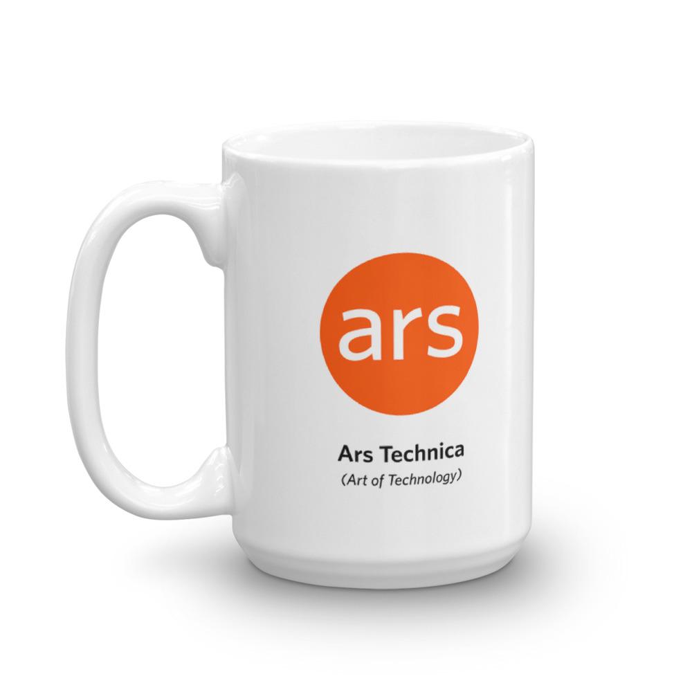 Moonshark Mug 15oz Ars Logo