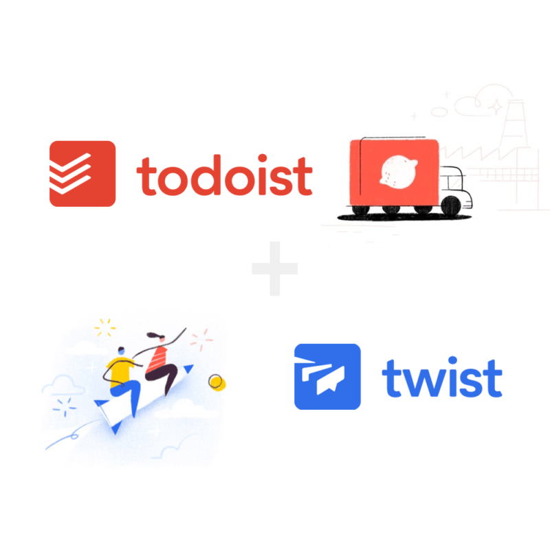 Todoist Business and Twist Unlimited Credits