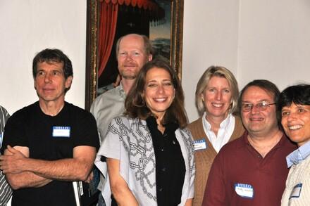 Members of the original Macintosh team.