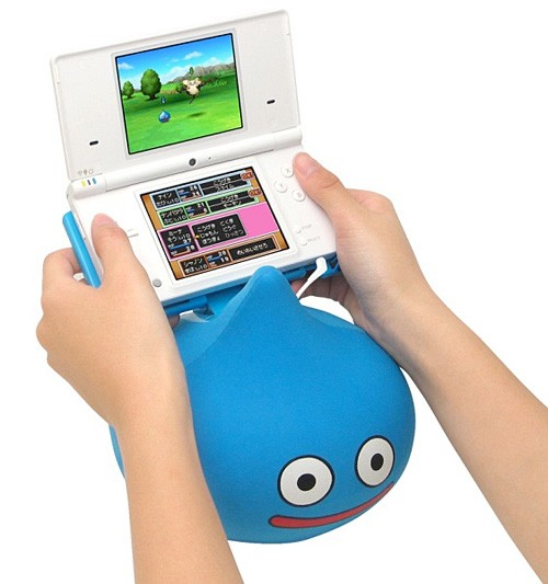 Hori nixes arcade sticks for... Dragon Quest stereo armrests?