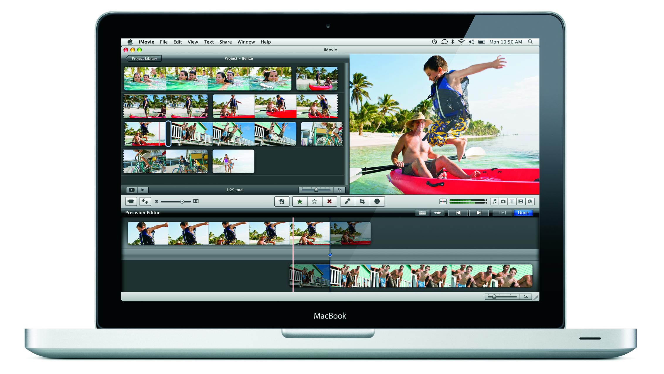 imovie for mac pro