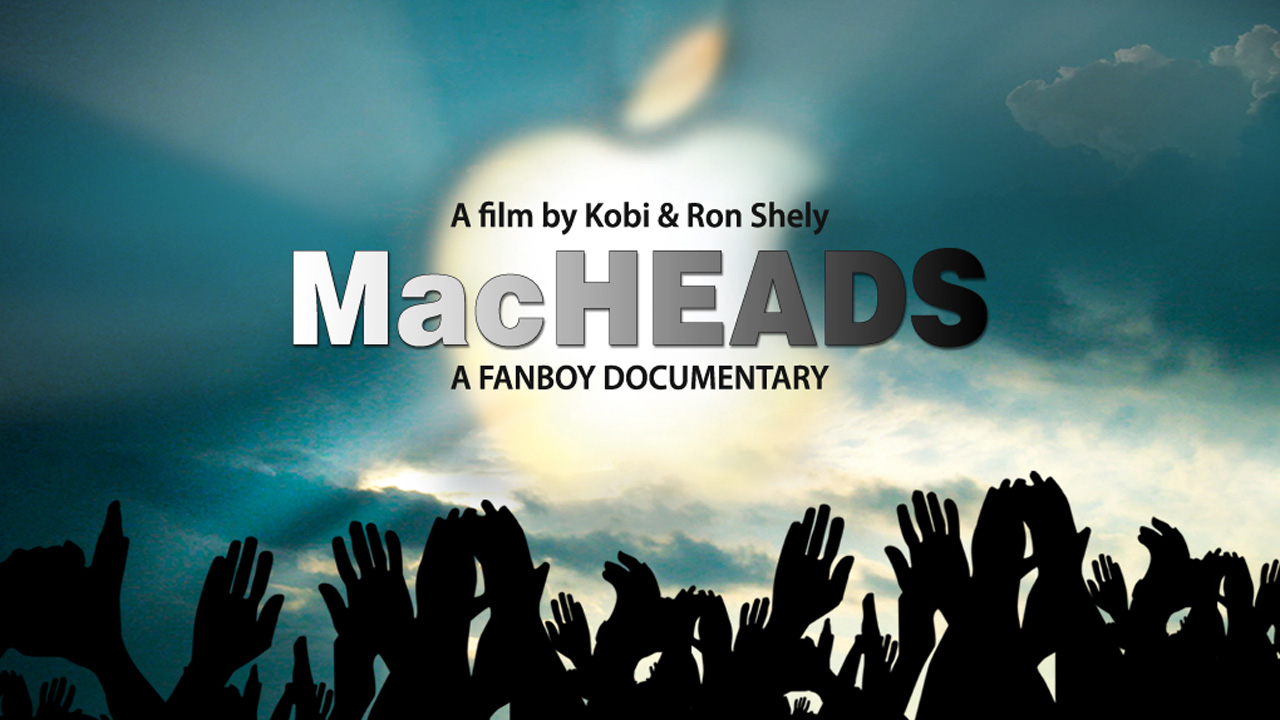 MacHEADS documentary available now via iTunes and Amazon